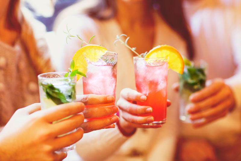 مخدرهای تجاوز جنسی در مهمانیها بیشتر از سایر مکانها یافت میشود.