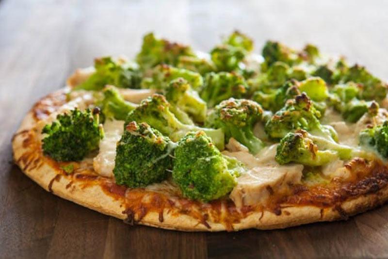 پیتزای سالم