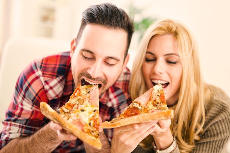 پیتزای فست فودیها
