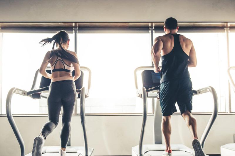 تمرینات ورزشی جهت جلوگیری از افتادگی پوست