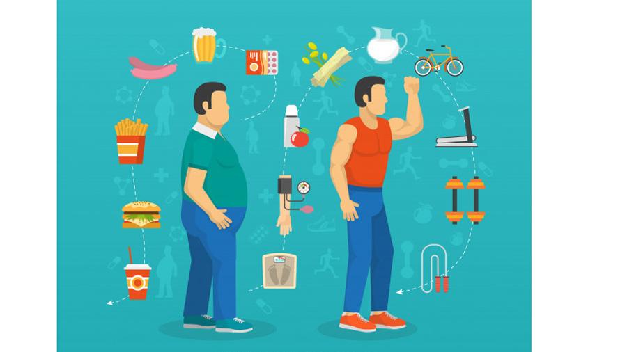 عوامل محیطی و مشکل چاقی