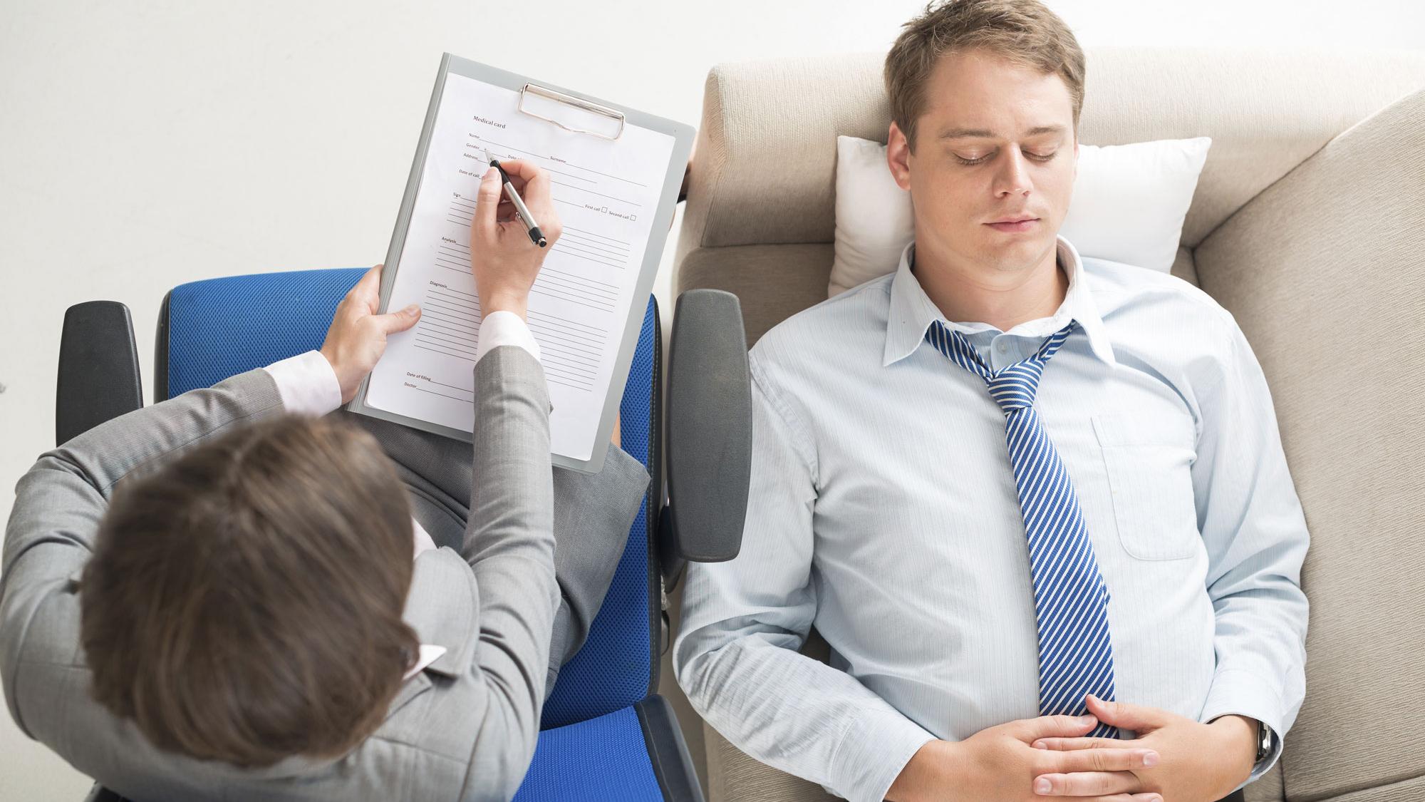 جلسات درمان