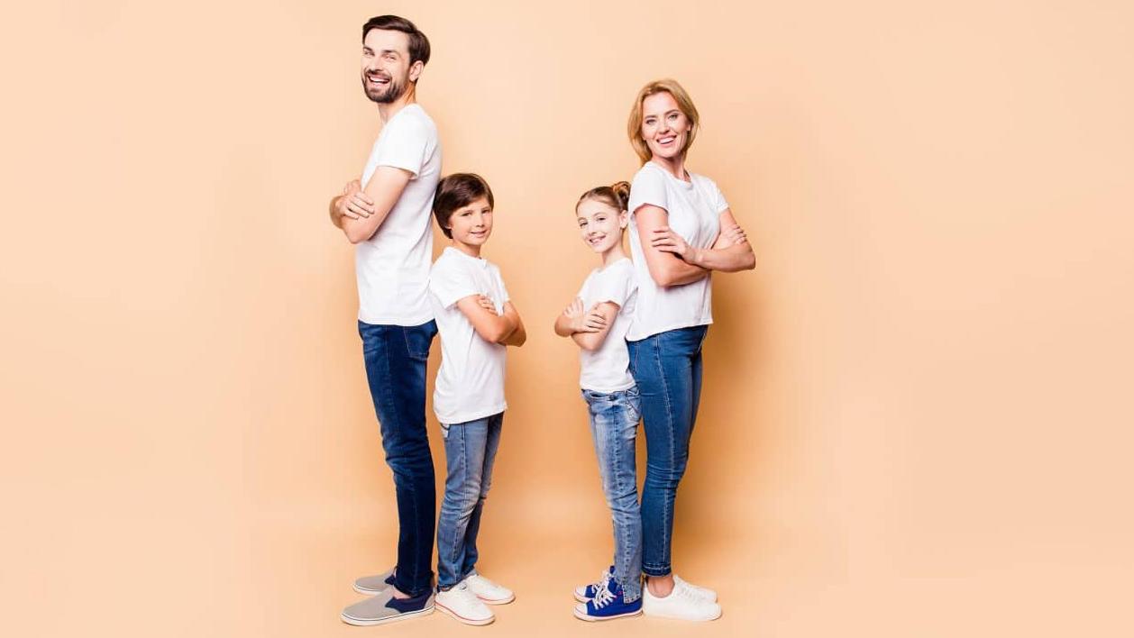 خانواده و قد