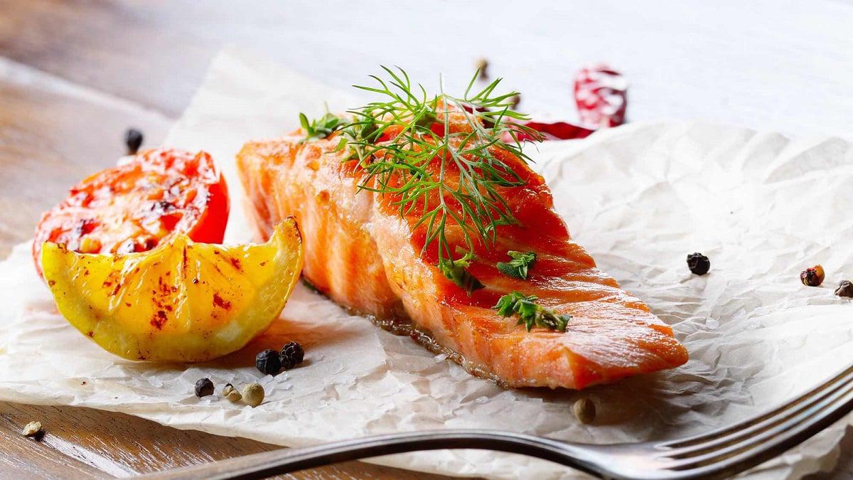 اهمیت خوردن ماهی