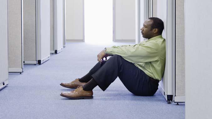 استرس محیط کار